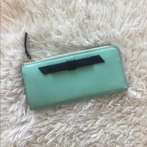 Mint Green Kate Spade Wallet